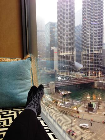 Kimpton Hotel Monaco Chicago: Where I decided I could live like this forever