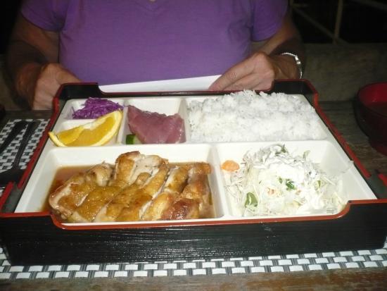 The PCR Hotel: Chicken teriyaki