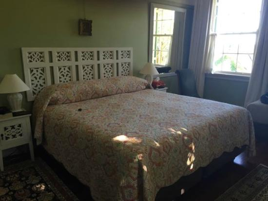 Silvermere Bed and Breakfast: Hay Room