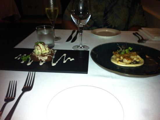 Temple of Taste Restaurant & Terrace: Interesting starter