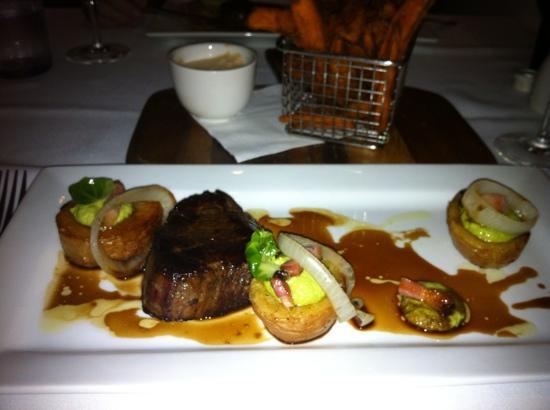 Temple of Taste Restaurant & Terrace: Beef tenderloin always a favourite