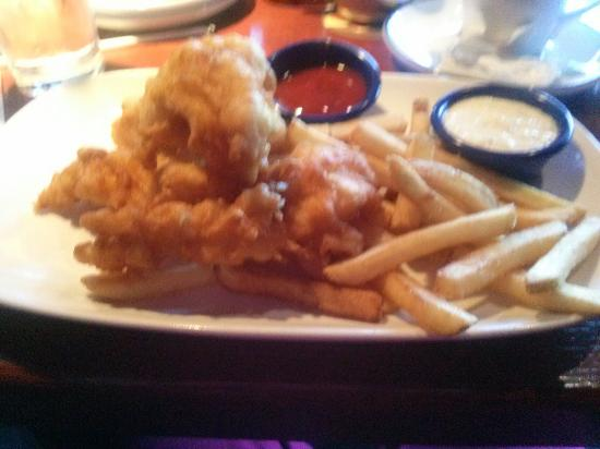 Red lobster visalia menu prices restaurant reviews for Red lobster fish and chips