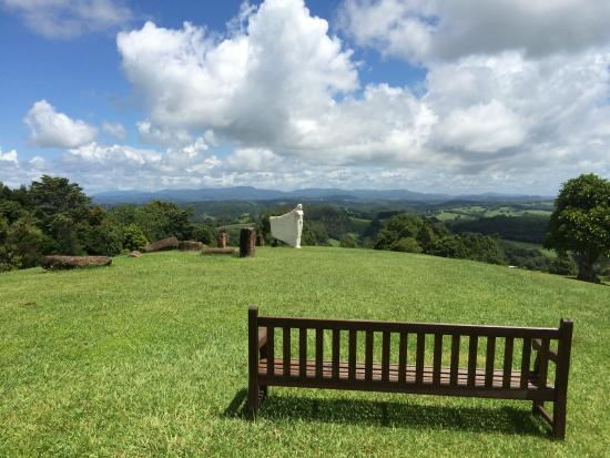 Gaia Retreat & Spa: The view from my morning walk