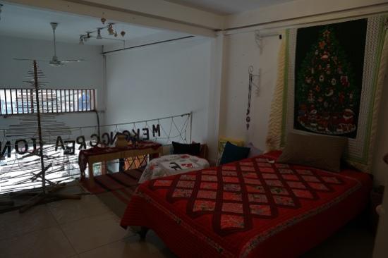 Mekong Quilts: 2층 매장