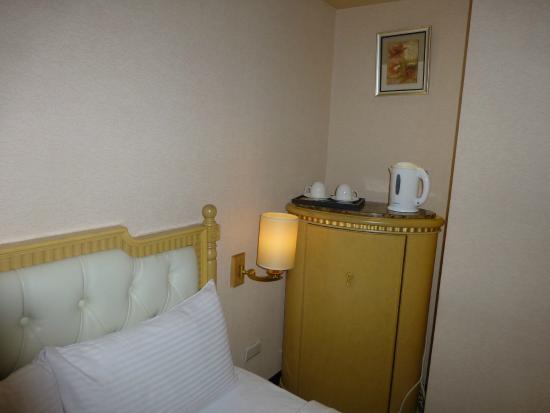 Shin Shih Hotel: 部屋