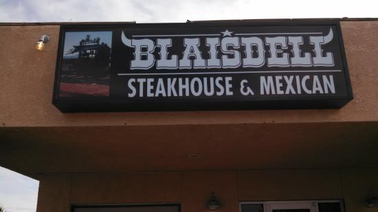 Blaisdell Steak & Mexican