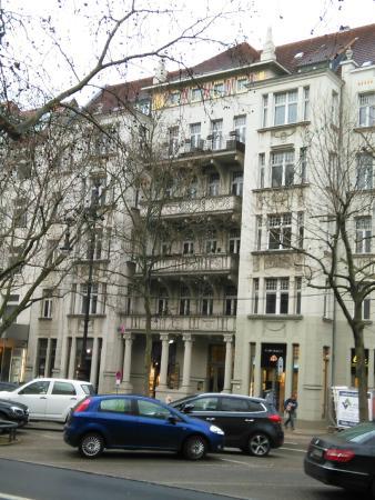 City Hotel am Kurfürstendamm: Aanzicht van het hotel
