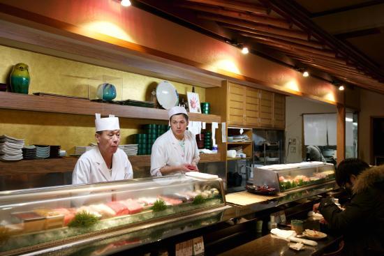Yamasan: Friendly staff