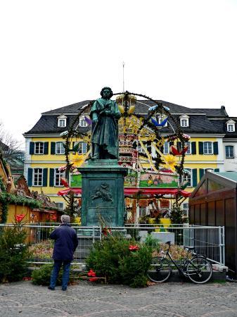 Beethoven-Denkmal: Bonn