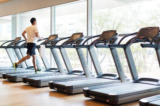 Grand Hyatt Incheon : West Tower_Fitness Centre