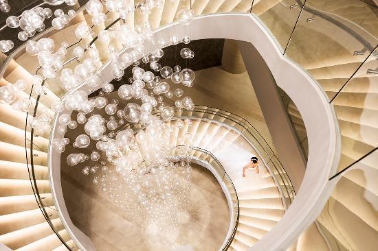 Grand Hyatt Incheon: West Tower_Staircase(1)
