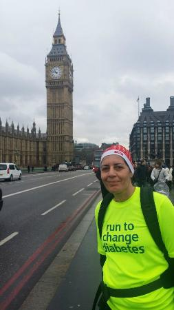 City Jogging Tours : The Big Ben