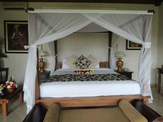 Bebek Tepi Sawah Villas & Spa : room