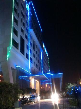 Radisson Blu Hotel Pune Kharadi : Radisson blu