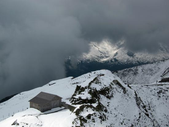 Hotel Salzburger Hof: Mountain house