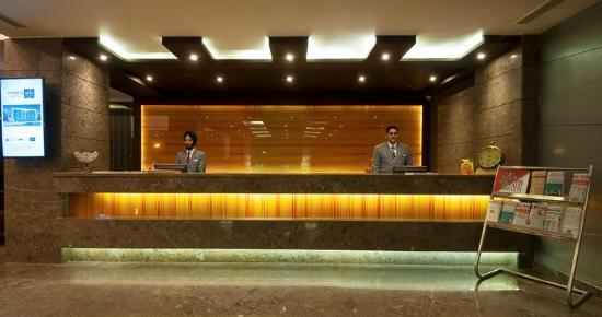 Humble Hotels Amritsar: Reception