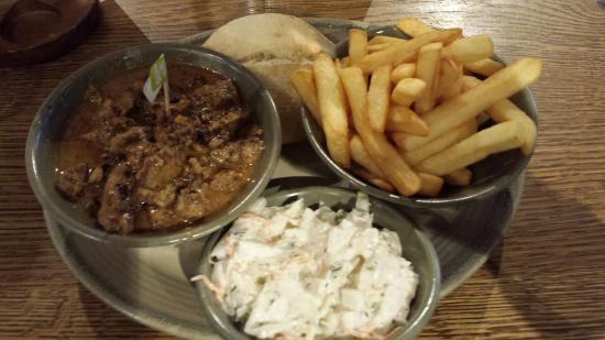 Nando's - Nottingham: My chicken livers.  WOW soo good.
