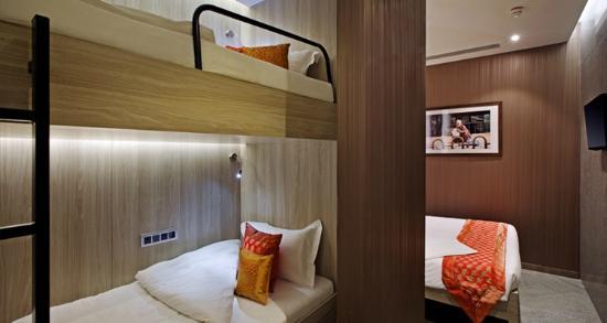 Plaza Premium Transit Airport Hotel