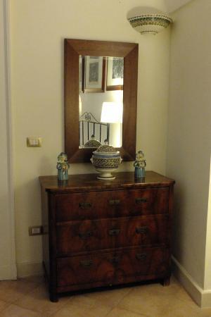 specchiera camera da letto - Picture of B&B Palazzo ...