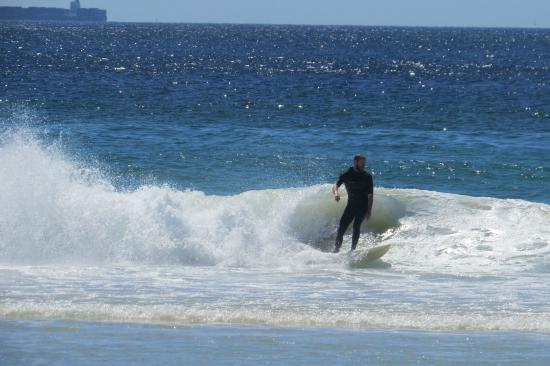 Boomerang Beach: Great Surf Beach