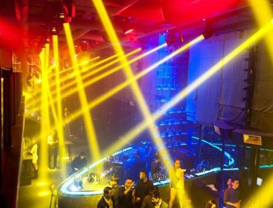 Awesome Lighting awesome lighting! - picture of level10 bar, hanoi - tripadvisor