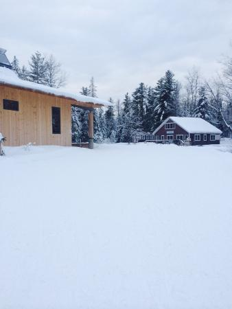 Craftsbury Outdoor Center: Fitness center