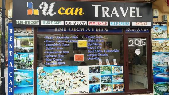 U Can Travel - Day Tours