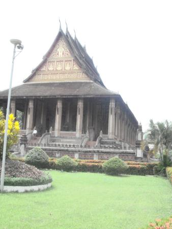 Vientian, Laos: Ho Pra Keo