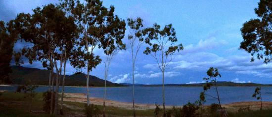 Tinaroo Lake Resort: View from the Resort