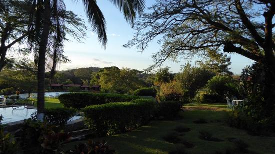 Rincon de la Vieja Lodge : Außenanlage