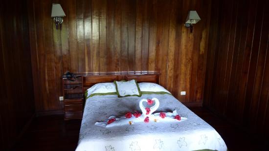 Hotel Miss Junie's: Zimmer