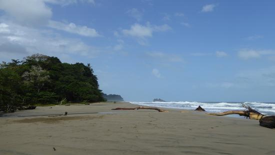 Rio Cocles : der Strand
