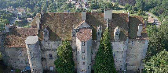 Creuse, France : Château de Boussac ©Saison d'Or
