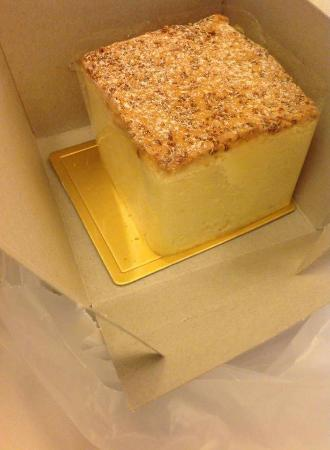 Padi House: JAPANESE CHEESE CAKE