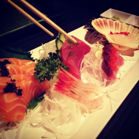 Restaurant TAO: Verse sashimi
