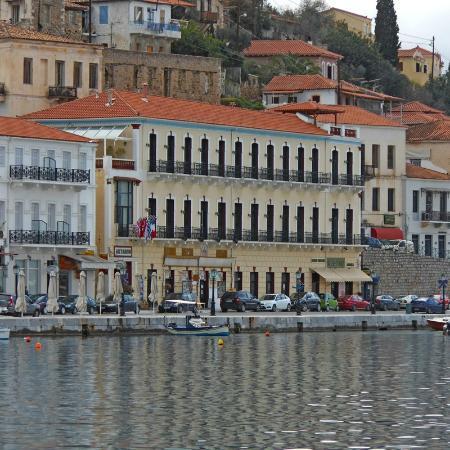 Aktaion Hotel: Aktaion City Hotel, Gythio