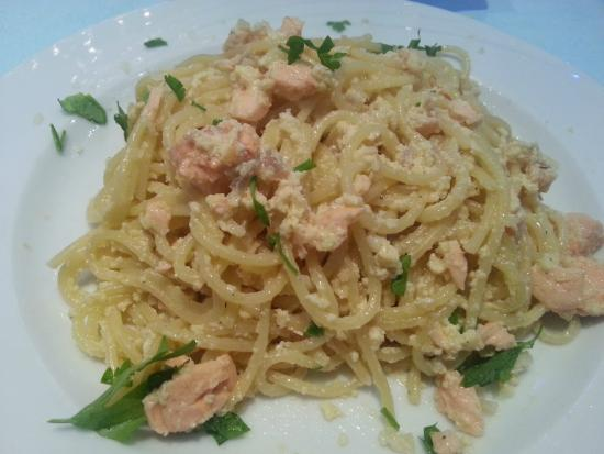Sardina Fish Restaurant: CARBONARA SEA FOOD