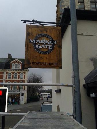 The Market Gate