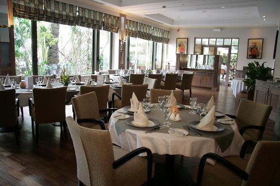 Hotel Memling: Restaurant Brasserie