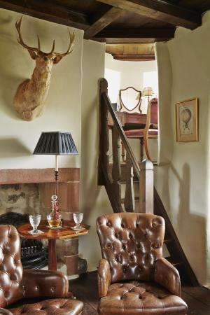 Forter Castle: Lairds Room