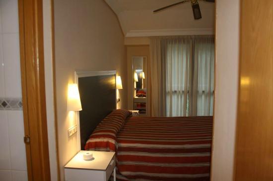 Hotel Monte Ulia: habitación doble
