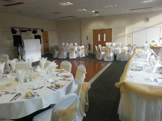 Britannia Bolton Hotel: Ready for a wedding