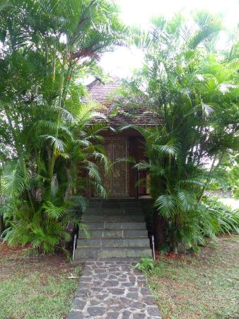 Le pavillon - Picture of Le Jardin Beau Vallon, Mahebourg ...