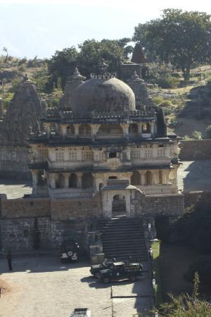 Kumbhalgarh, India: Vedi temple