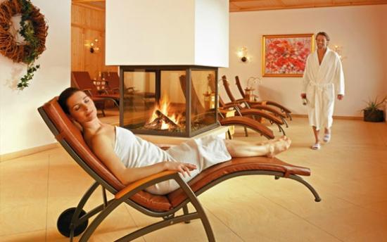 Hotel Alpenhof Hintertux: Ruheraum