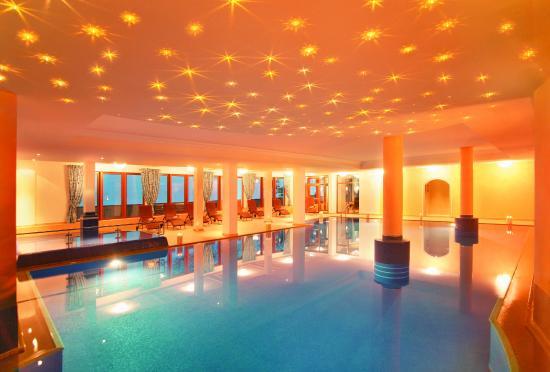 Hotel Alpenhof Hintertux: Hallenbad