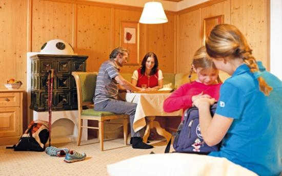 Hotel Alpenhof Hintertux: Zimmer