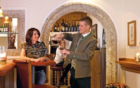 Hotel Alpenhof Hintertux: Bar