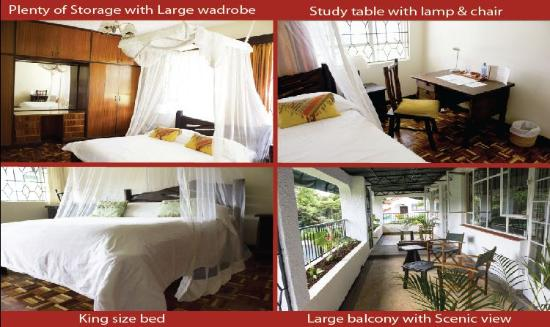 Gigiri Homestead: Spectacular rooms