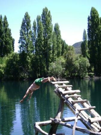Lago Steffen: dia de lago!